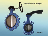 Butterfly Valve With Pin/ANSI150 (BV-001)