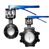 Double Eccentric Butterfly Valves in Wafer/Lug Type (YH-D73-X150/F300)