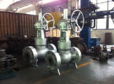 Pressure Seal Cast Steel Gate Valve