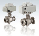 Electric Vacuum Ball Valve (Gud Series)