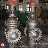 API6d Slab Gate Valve with Gear (Parallel type gate valves)