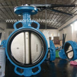Hand Lever Wafer Butterfly Valve