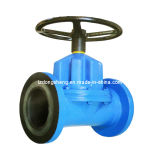 Straight-Thru Industrial Diaphragm Valves