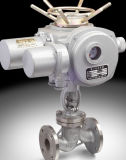 Electric Operated Globe Valve