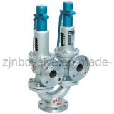 CE Stem High Performance Twin Spring Safety Relief Valve (18