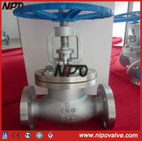 Flanged Globe Valve with Handwheel Operated