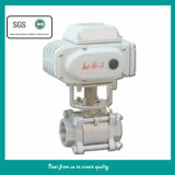 Dn10~300 Cast Steel Electric Ball Valve