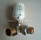Dn20 Automatic Brass Three Way Thermostatic Valve