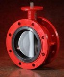 Double Flanged Resilient Seated Butterfly Valves
