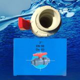Plastic UPVC True Double Union Ball Valve Sf1004