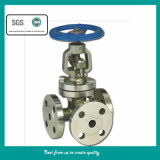 Three-Way Flange Globe Valve