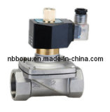 1.2 Inch Stainless Steel Normally Open High Quality Solenoid Valve