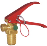Valve for CO2 Fire Extinguisher CE