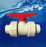 Plastic Compact Union Ball Valve Sf1001