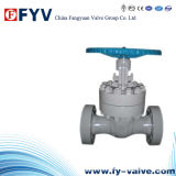 API 598 Manual Cast Iron Solid Wedge Gate Valve