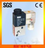 3 Way Pneumatic Mini Solenoid Valves (3V1-M5-AC220V)