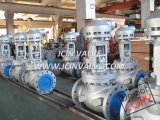 Gear Operation Globe Valve with Standard Port