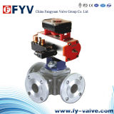 3 Way Ball Valve Solenoid Valve Floating Valve