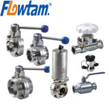 Food Grade Sanitary Stainless Steel Valves