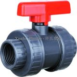 Plastic U-PVC True Union Ball Valve (X9211)