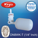 Dn8wk-T 1/4 Inch Mini Plastic Float Valve for Water Dispenser