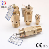 Brass Uploaded Safety Relief Valve