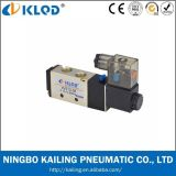 4V210-08 Pneumatic Valve/Two-Position Five-Way /Aluminum Alloy Pneumatic Solenoid Valve