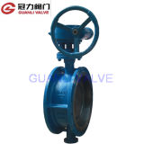Flange Cast Iron Butterfly Valve with API ISO CE
