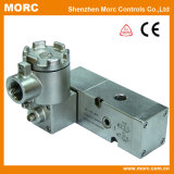 Stainless Steel 316 Explosion Proof Air Electric Control Solenoid Valve