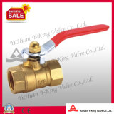 Brass Ball Valve with Male Ends (YD-1031)