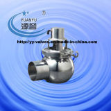 Stainless Steel Check Vacuum Valve