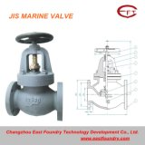 JIS Cast Iron Ball Marine Globe Valves