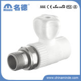 PPR 180 Radiator Ball Valve for Building Materials