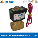 Ab31 Series Brass Direct Acting 24V DC Solenoid Valve