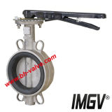 Stainless Steel Butterfly Valve (BV002)