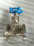 ANSI Cast Steel Flange Ends Wedge Gate Valve From China