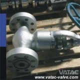 Flanged RF or FF Stainless Steel Globe Valve Supplier