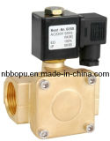 1 Inch Brass Normally Closed Water Solenoid Valves