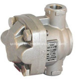 Stainless Steel Automatic Air Vent Valve for High Temperature Liquid