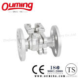 2 PC Split Body Flanged End Ball Valve