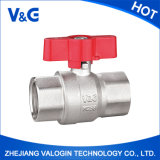 CE and Acs Identified Brass Ball Valves (VG-A11041)