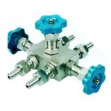 Qff3 Balance Valve Is Mainly Used on Differential Pressure Transmitter