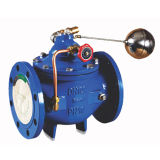 Remote Control Float Ball Valve for Fire Fighting