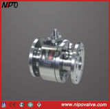 Forged Stainless Steel Floating Ball Valve