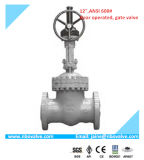 API600 Big Size Wcb Stem Ascending Gate Valves (12