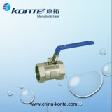 1PC 1000wog Stainless Steel Ball Valve