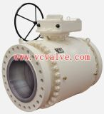 API 6D Trunnion Mounted Ball Valve