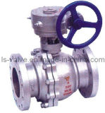 Gear Operated Float Ball Valve (Q341F)