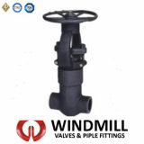 API Forged Steel Presure Seal Bonnet Gate Valve A105