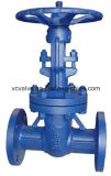 DIN Forged Steel Globe Valve Flange End